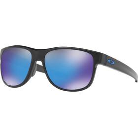 Oakley Crossrange R Sykkelbriller Blå/Svart